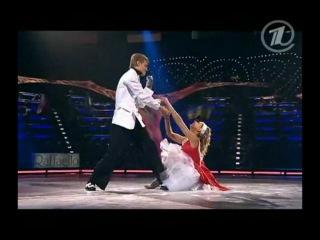 Вручение наград победителям шоу Лед и пламень паре Навка Воробьев и не только + финальный профайл - клип, смотреть онлайн, скача